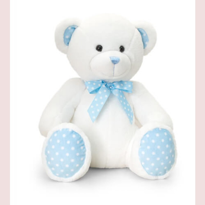 Blue Paws Teddy Bear