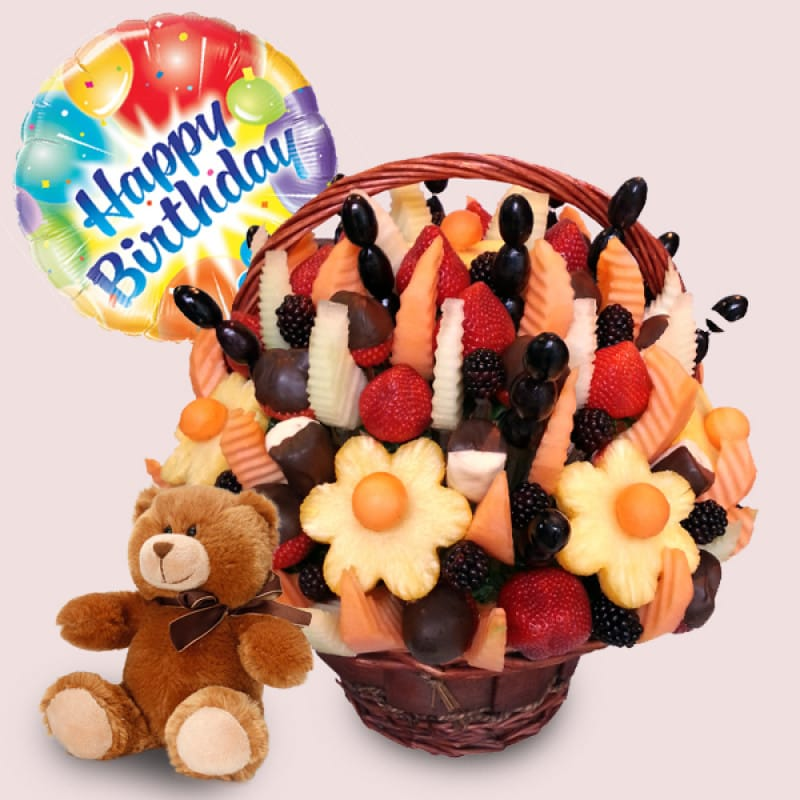 Birthday Berry Festival Package