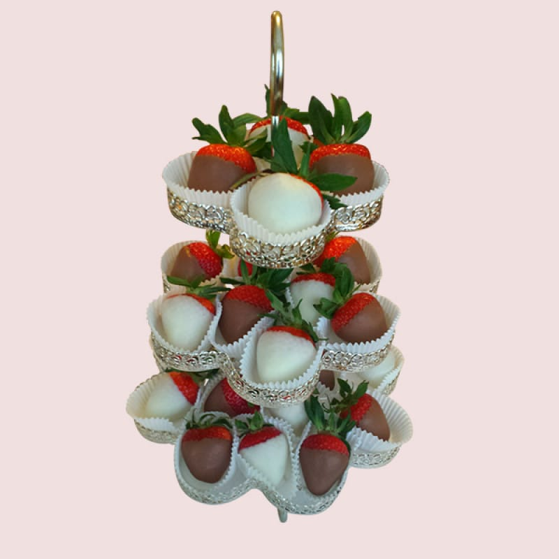 Chocolate Covered Strawberry Stand