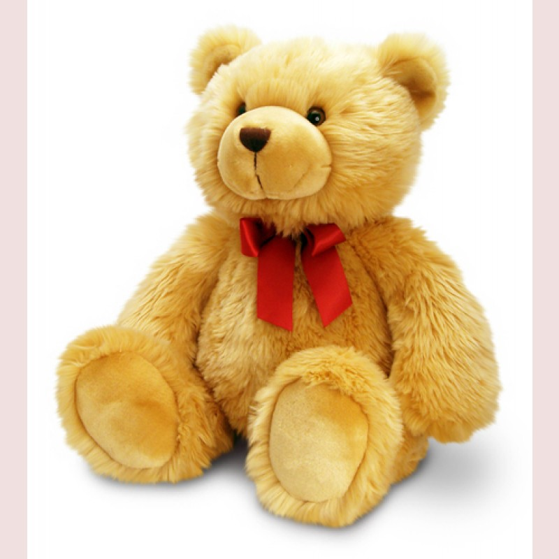 Mr. Cuddles Soft Teddy Bear