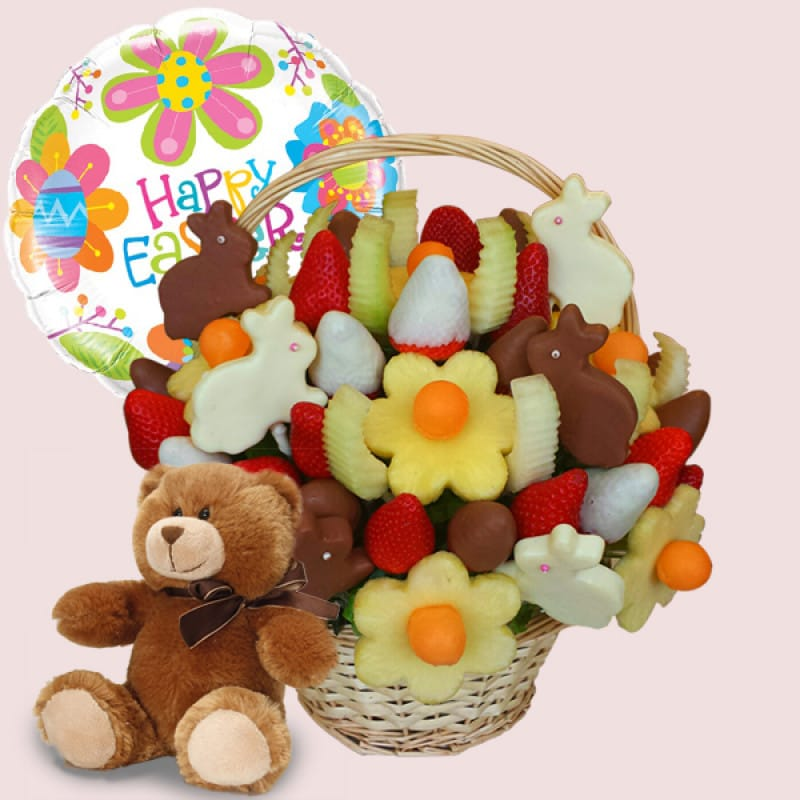 Easter Fruit Bouquet - Package