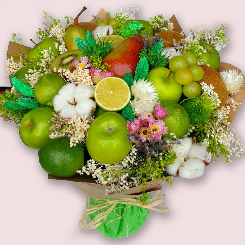 NEW! Emerald Fruity Floral Bouquet