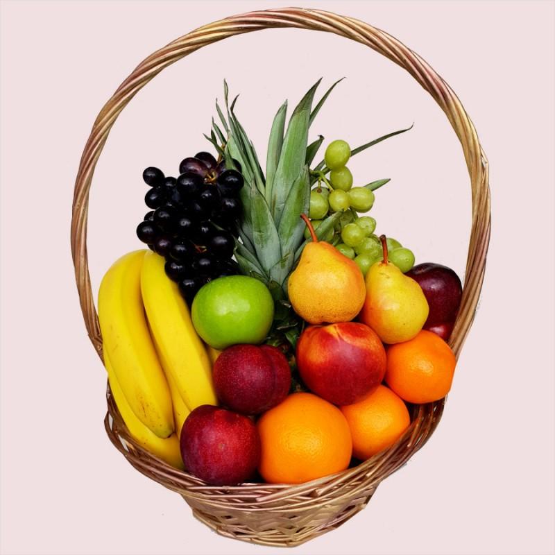 Glamorous Fruit Basket