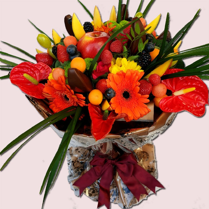 NEW! IncrEdible Fruity Flowers