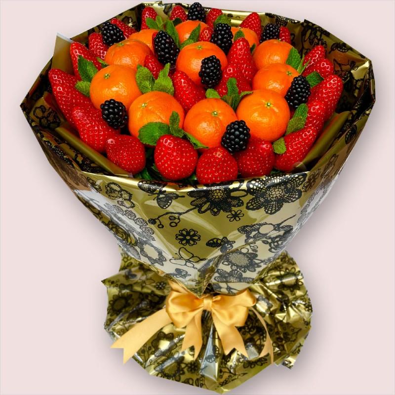 NEW! Mandarin Oriental Edible Bouquet