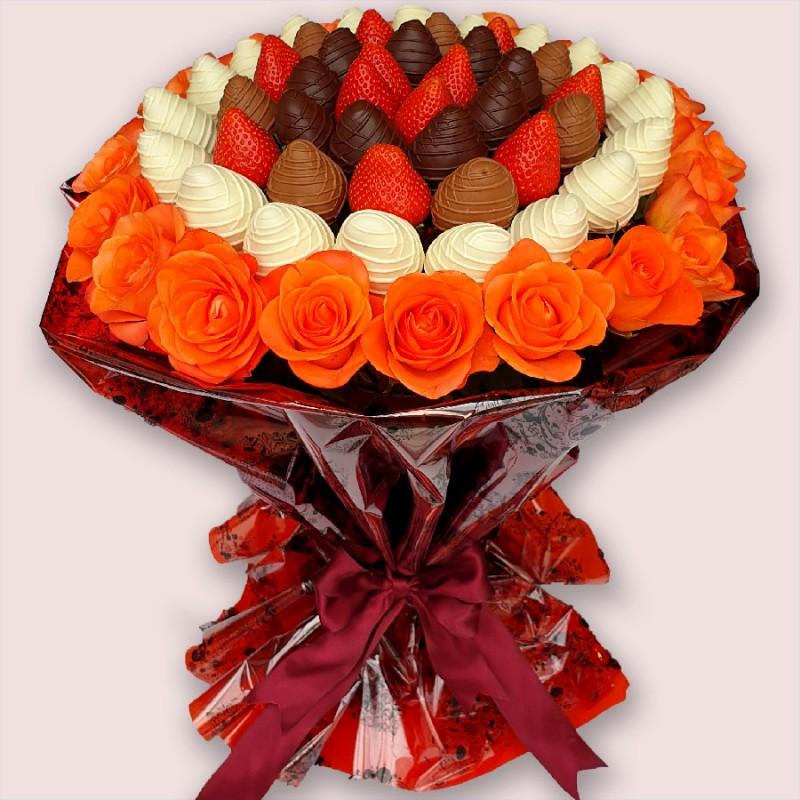 NEW! Orange Pearl Fruity Bouquet