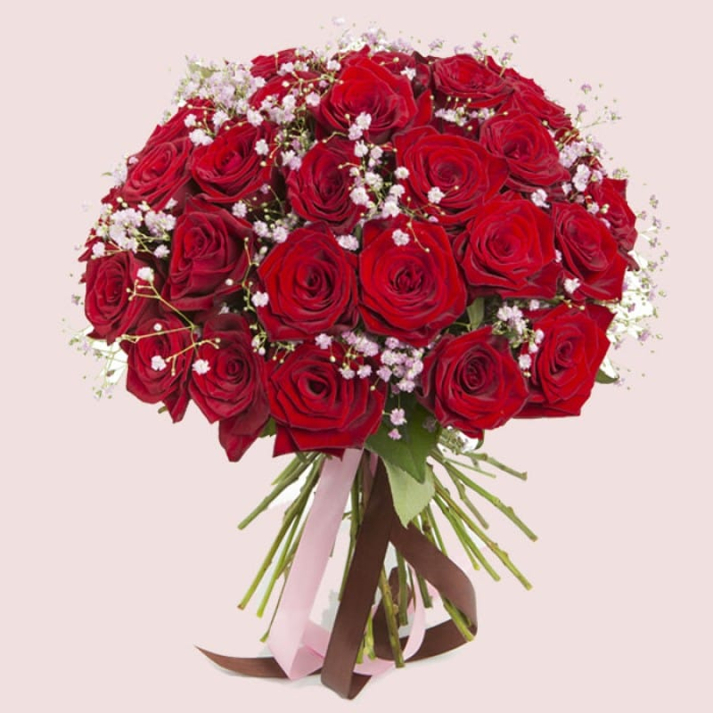Passion Roses Bouquet