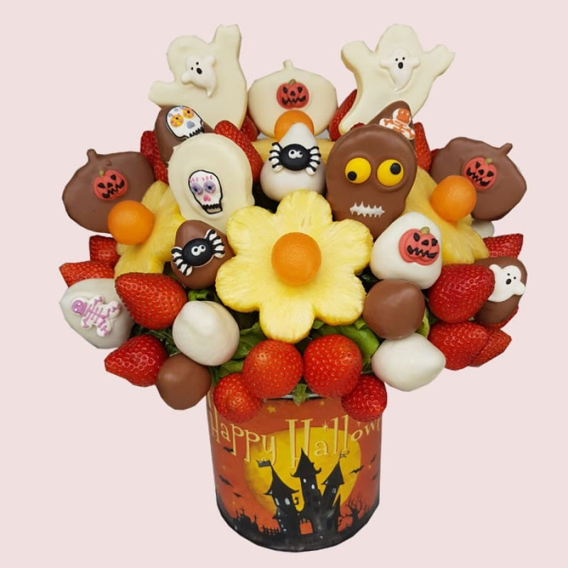 Scary Berry Halloween Bouquet