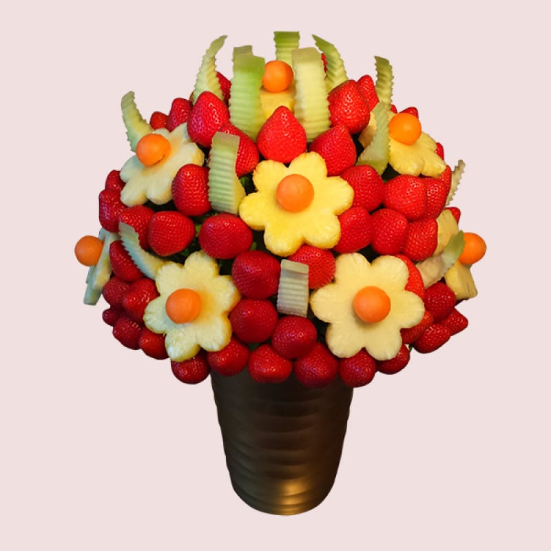 Strawberry Fruit Bouquet