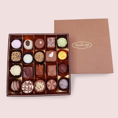 Luxurious Chocolate Box