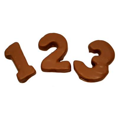 2 Pineapple Chocolate Numbers