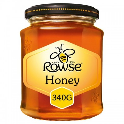 Rowse Honey Jar