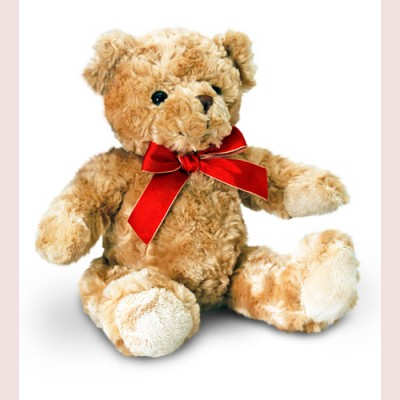 Teddy Bear Red Bow Tie