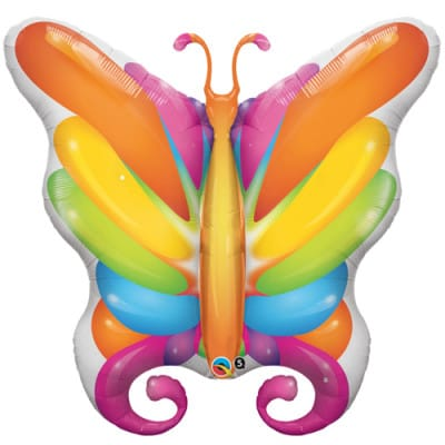 Brilliant-Butterfly Foil Balloon