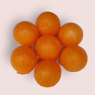12 Cantaloupe Melon Balls