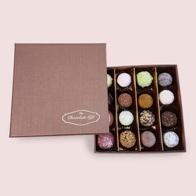 Deluxe Chocolate Truffle Box