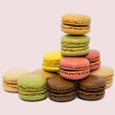 French Macaroons 6 pcs