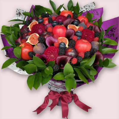 NEW! Fantasy Fruit-Floral Bouquet
