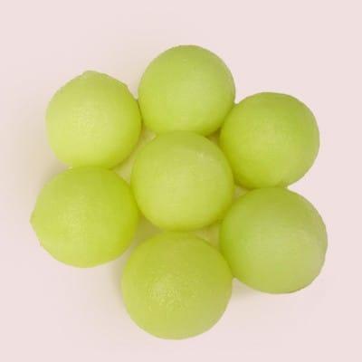 12 Galia Melon Balls