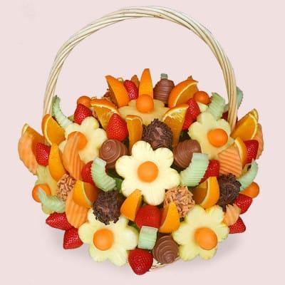 Posh Fruit Basket