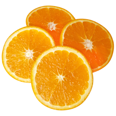 6 Fresh Oranges