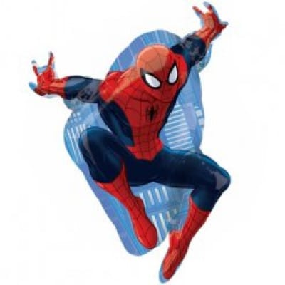 The Ultimate Spider Man Supershape Balloon