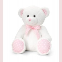 Pink Paws Teddy Bear