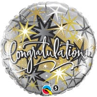Congratulations Foil Balloon