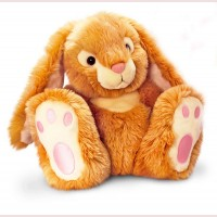 Patchfoot Bunny Brown