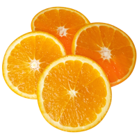 Fresh Oranges 6 pcs