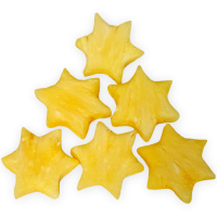 Pineapple Stars 8 pcs