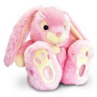 Patchfoot Bunny Pink