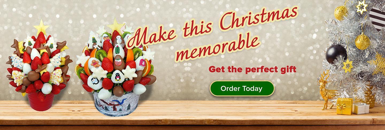 Christmas Fruit Gifts