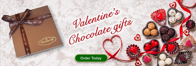 Valentine's Belgian Chocolate Boxes
