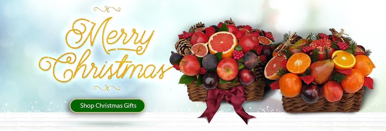 Christmas Fruit Gift Hmapers